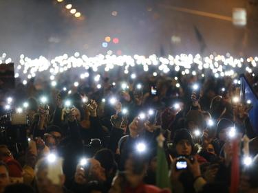 Rivolte in Ungheria, parla l'opposizione: