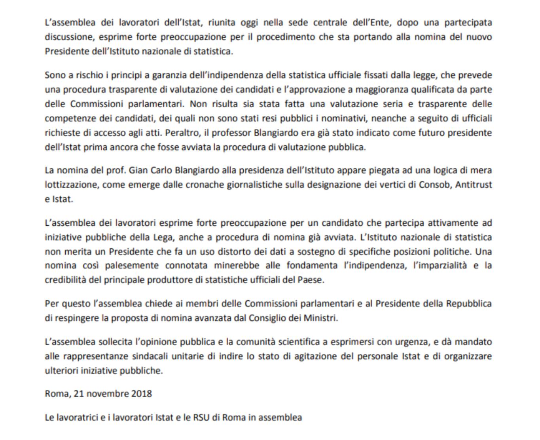Aborto, Cl e migranti: le polemiche su Blangiardo, il nuovo presidente dell'Istat foto 2