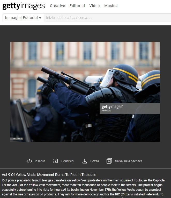 La bufala degli elicotteri di Macron che lanciano lacrimogeni ai Gilet gialli foto 8