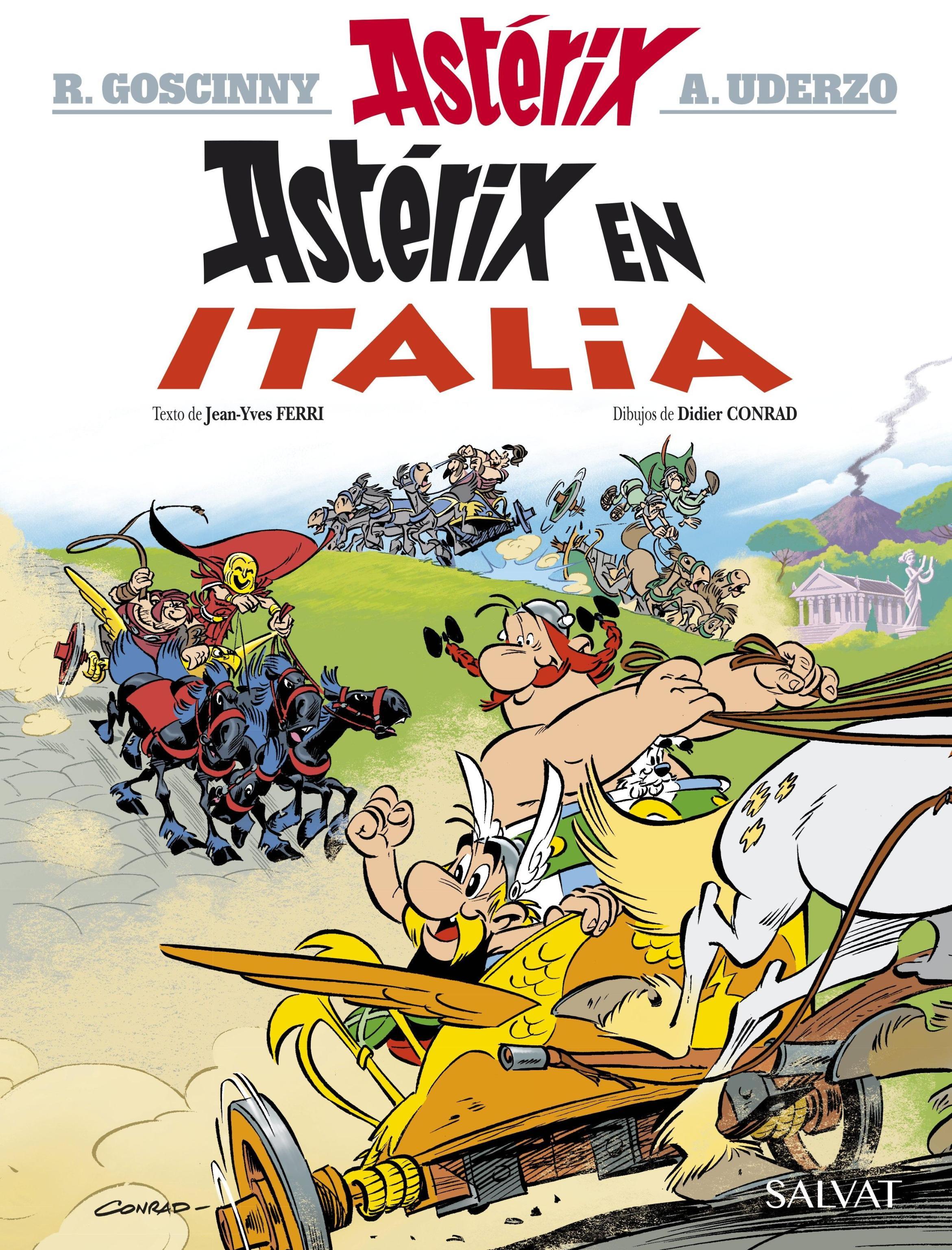 Buon compleanno Asterix, 60 anni a fumetti foto 2