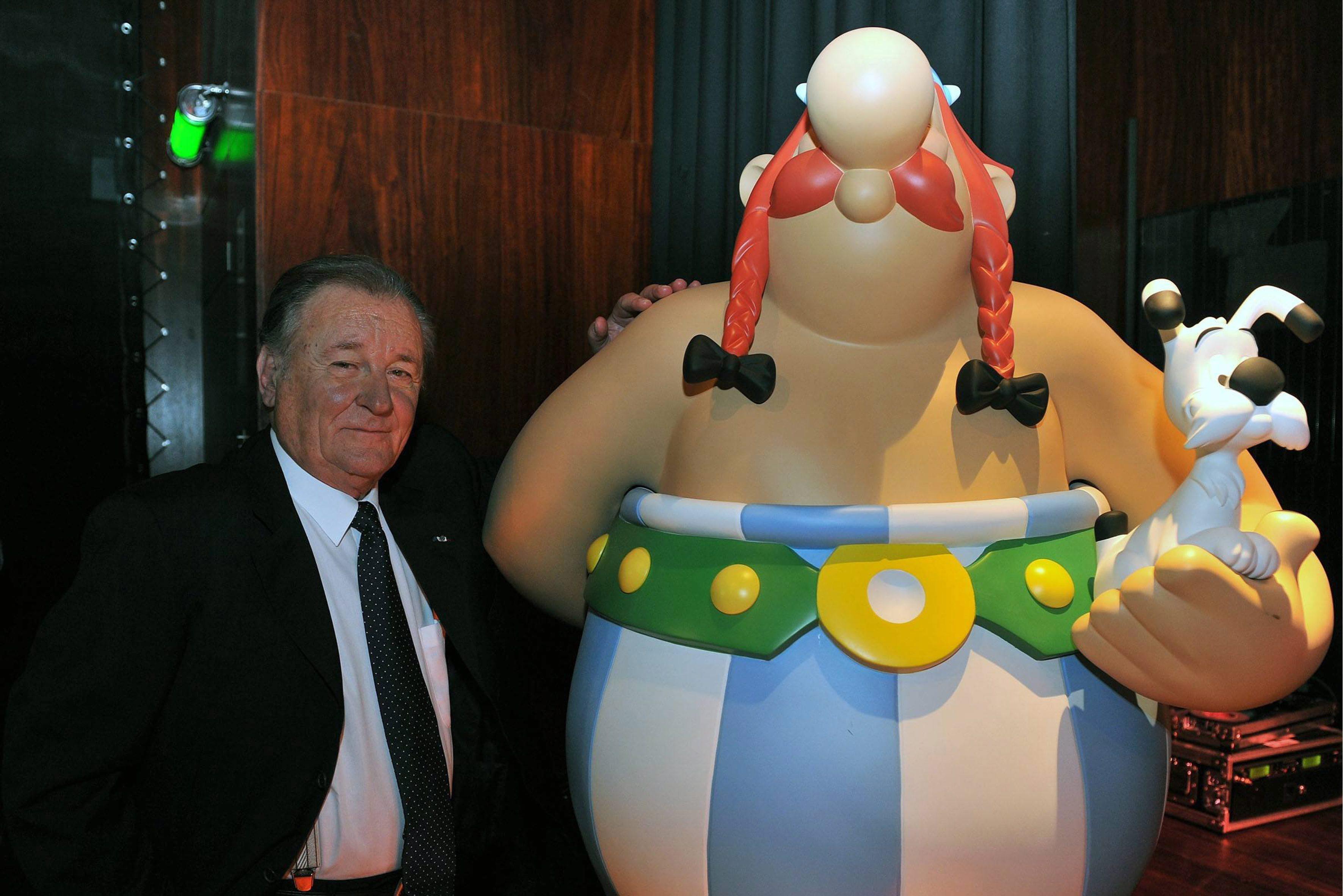 Buon compleanno Asterix, 60 anni a fumetti foto 4