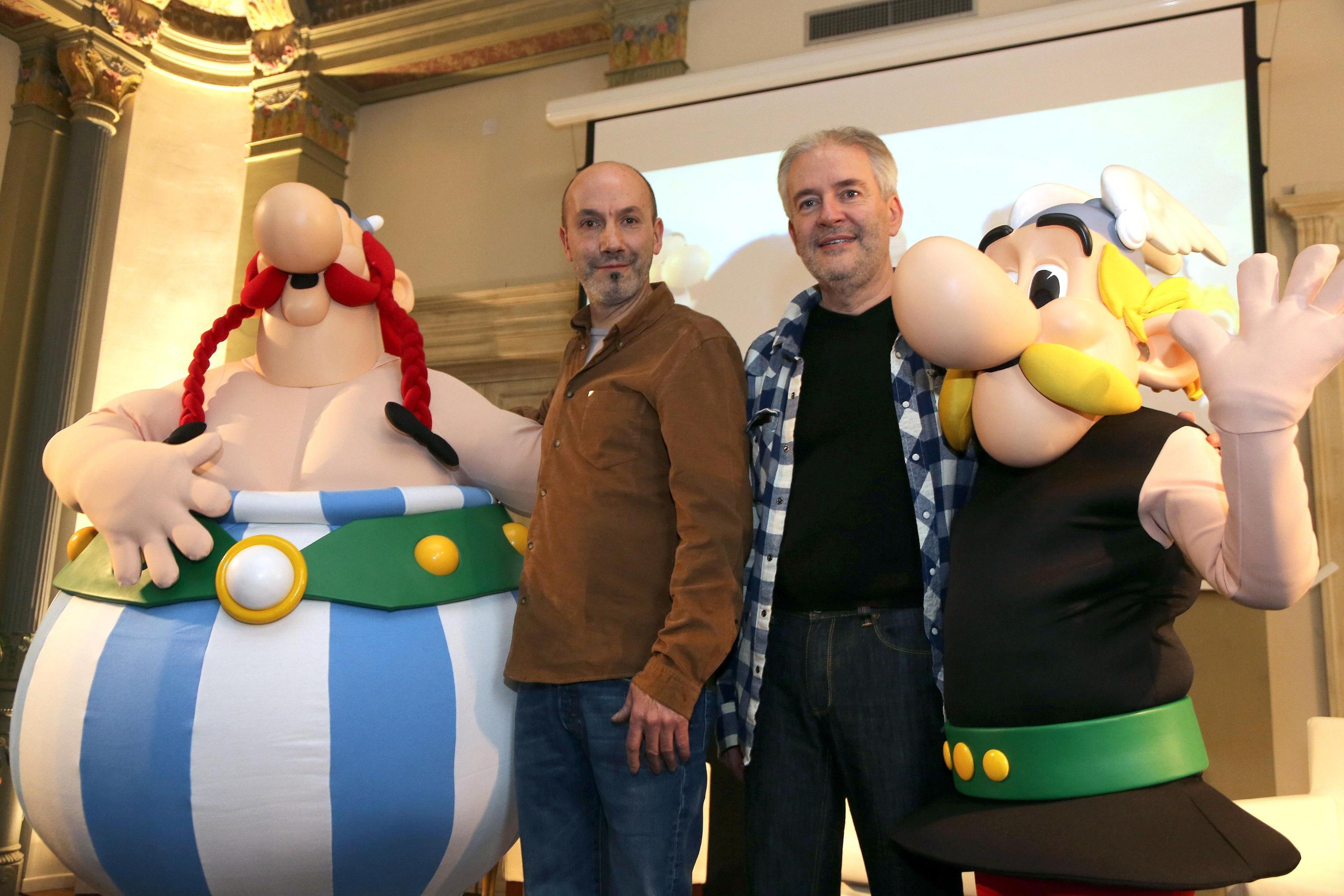 Buon compleanno Asterix, 60 anni a fumetti foto 3