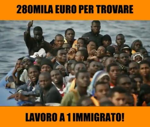 Caccia alle bufale: i 280mila euro per trovare lavoro a un immigrato foto 2