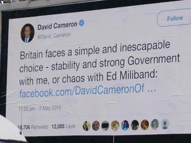 Fact-checking anti Brexit, i tweet dei politici finiscono sui cartelloni pubblicitari foto 2
