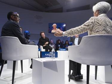 È il giorno degli italiani a Davos: tutto quello che c'è da sapere sul World Economic Forum foto 1