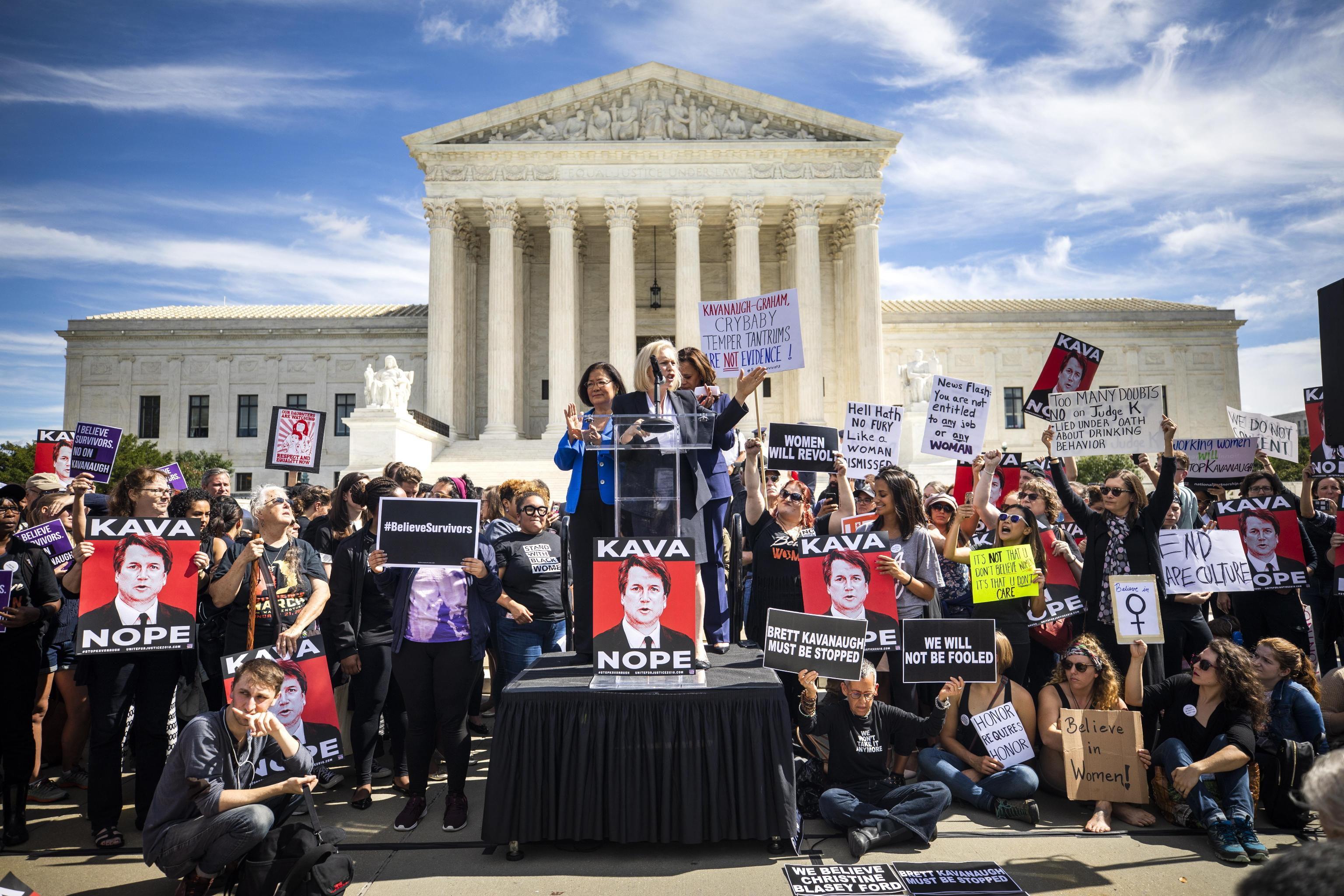 Chi è Kirsten Gillibrand: l'attivista del #Metoo che si è candidata alle primarie foto 1