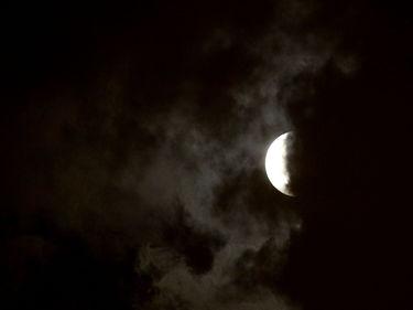 Luna rossa, tutti i segreti dell'eclissi di questa notte foto 1