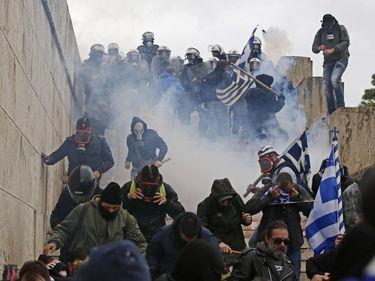 Macedonia e Grecia verso l'accordo: il punto della situazione foto 2