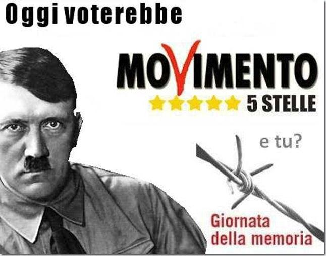 Il meme di Anna Frank che voterebbe M5s è vero, ma l'autore si era scusato foto 2