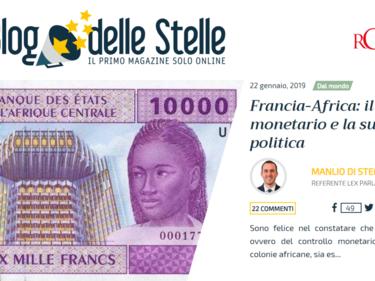 Scontro Italia-Francia, arriva anche l'attacco di Salvini: «Parigi sottrae ricchezza all'Africa» foto 1