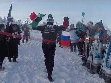 Siberia, corre per 39 chilometri a -52°C: l'impresa è di un poliziotto italiano foto 2