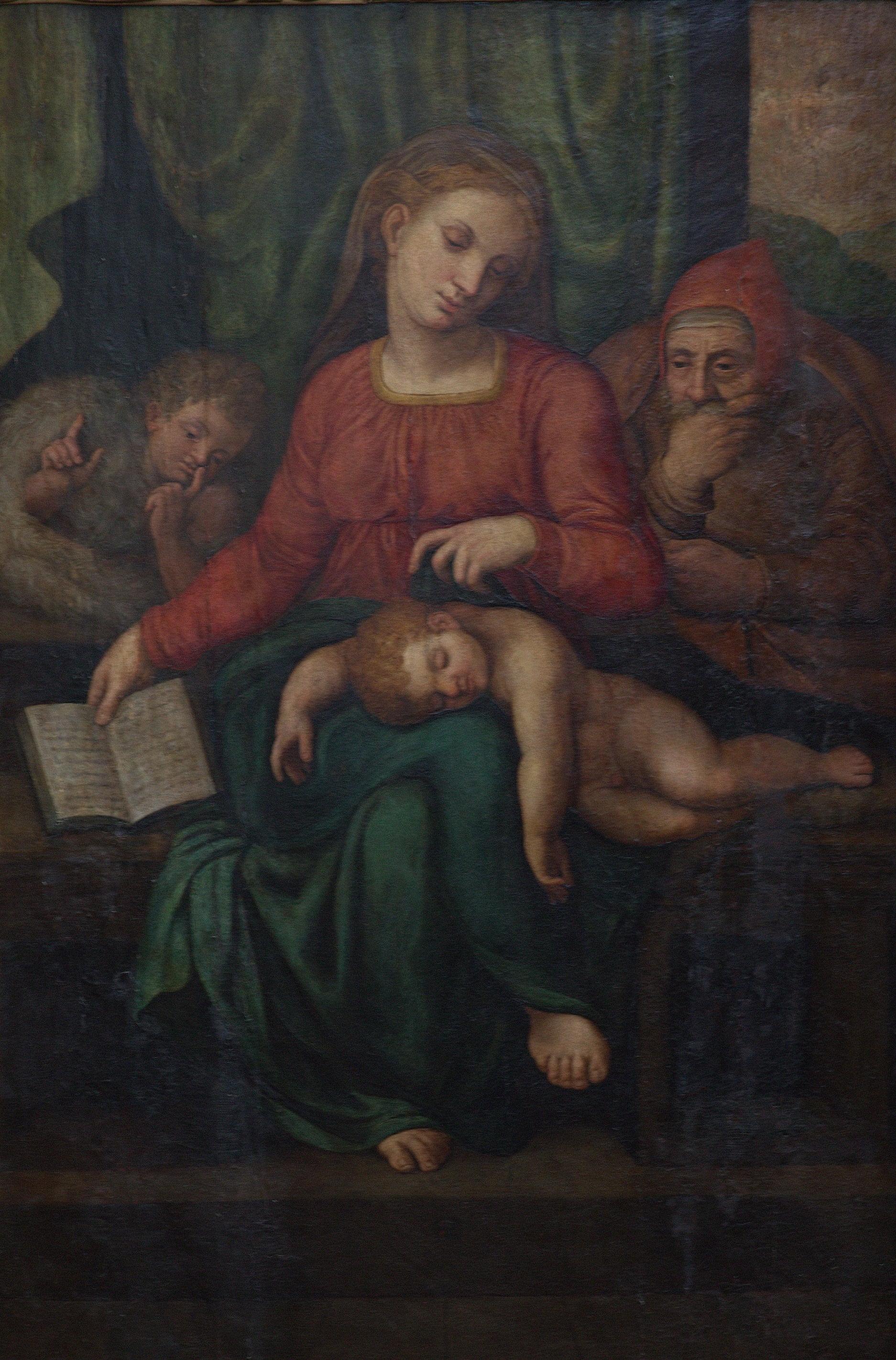 Trafugata in Belgio la «Sacra Famiglia» attribuita a Michelangelo. Ma sarebbe «un falso» foto 3