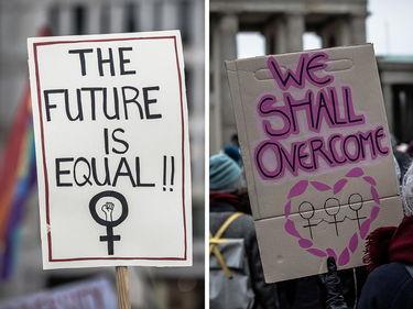 Women's march: dopo le polemiche le donne tornano in piazza foto 1