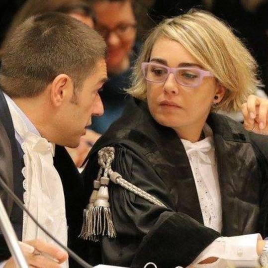 L'avvocata Serena Gasperini/Facebook