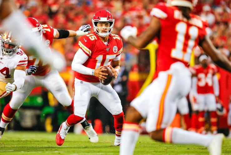 Super Bowl - Patrick Mahomes ( Kansas City Chiefs)