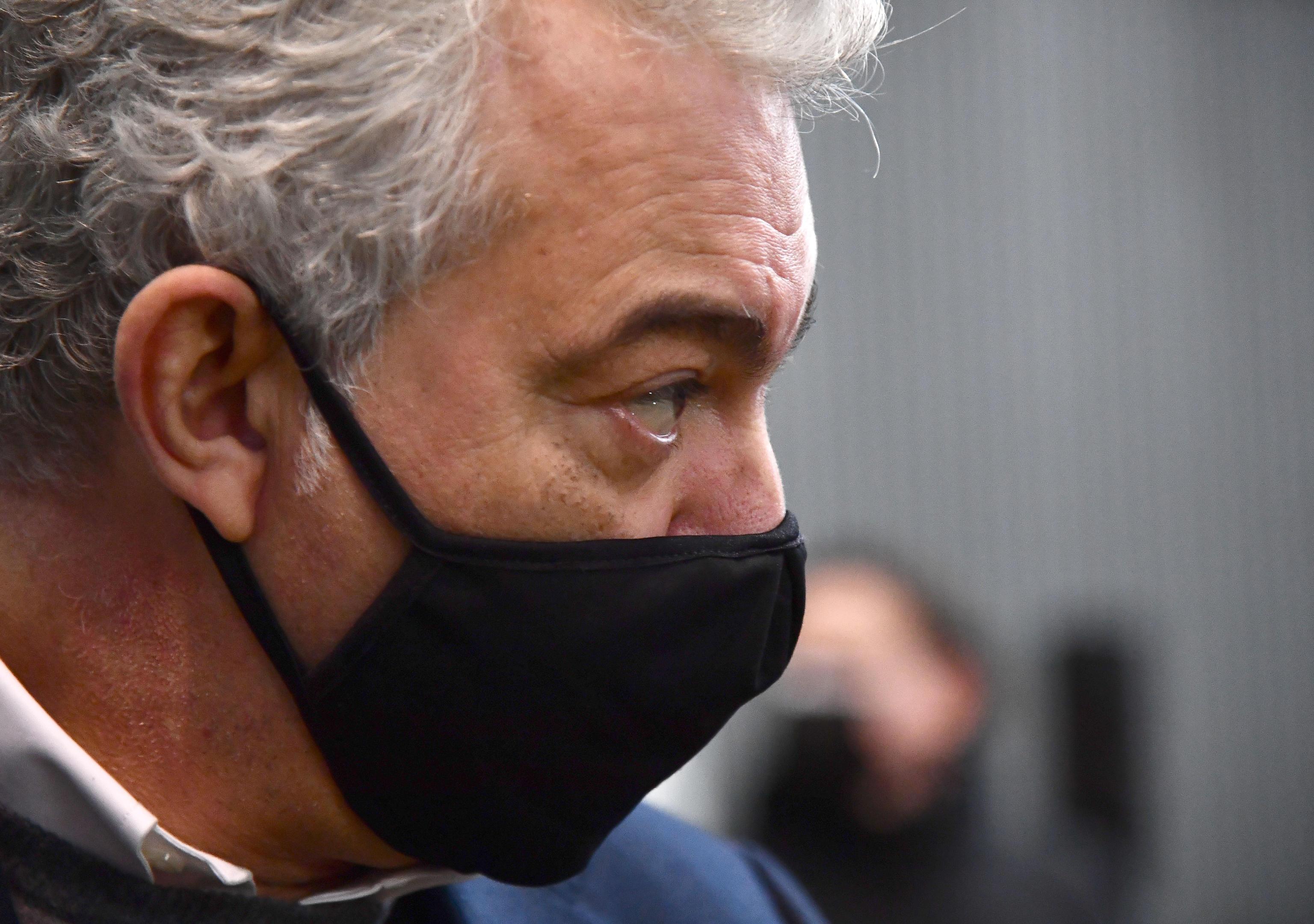Inchiesta sulle mascherine: Arcuri interrogato da pm Roma