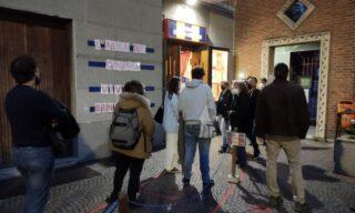 Il cinema Beltrade di Milano primo a riaprire con la proiezione di Caro diario di Nanni Moretti - Foto Valerio Berra