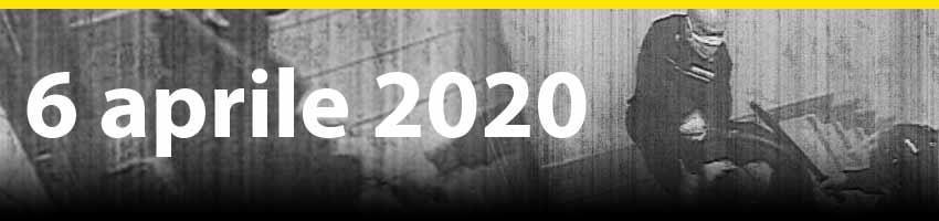 6 aprile 2020 - L'azione punitiva