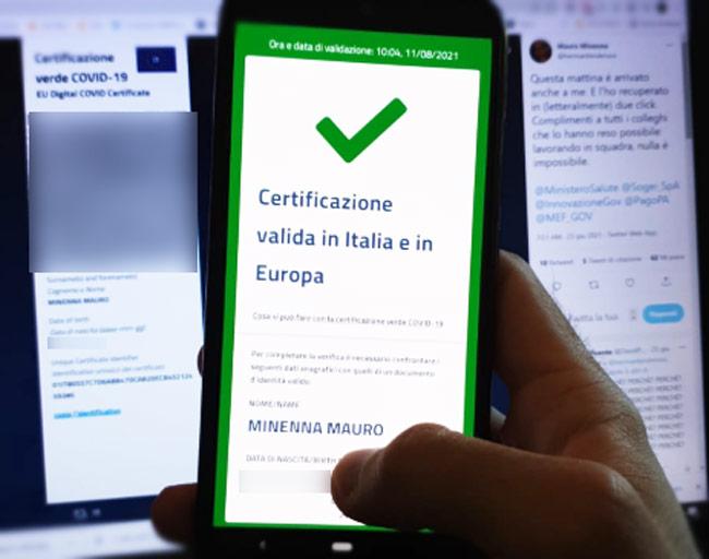 La prova del primo lunedì con Green pass obbligatorio sul lavoro: ancora un aumento dei certificati di malattia (+14%)