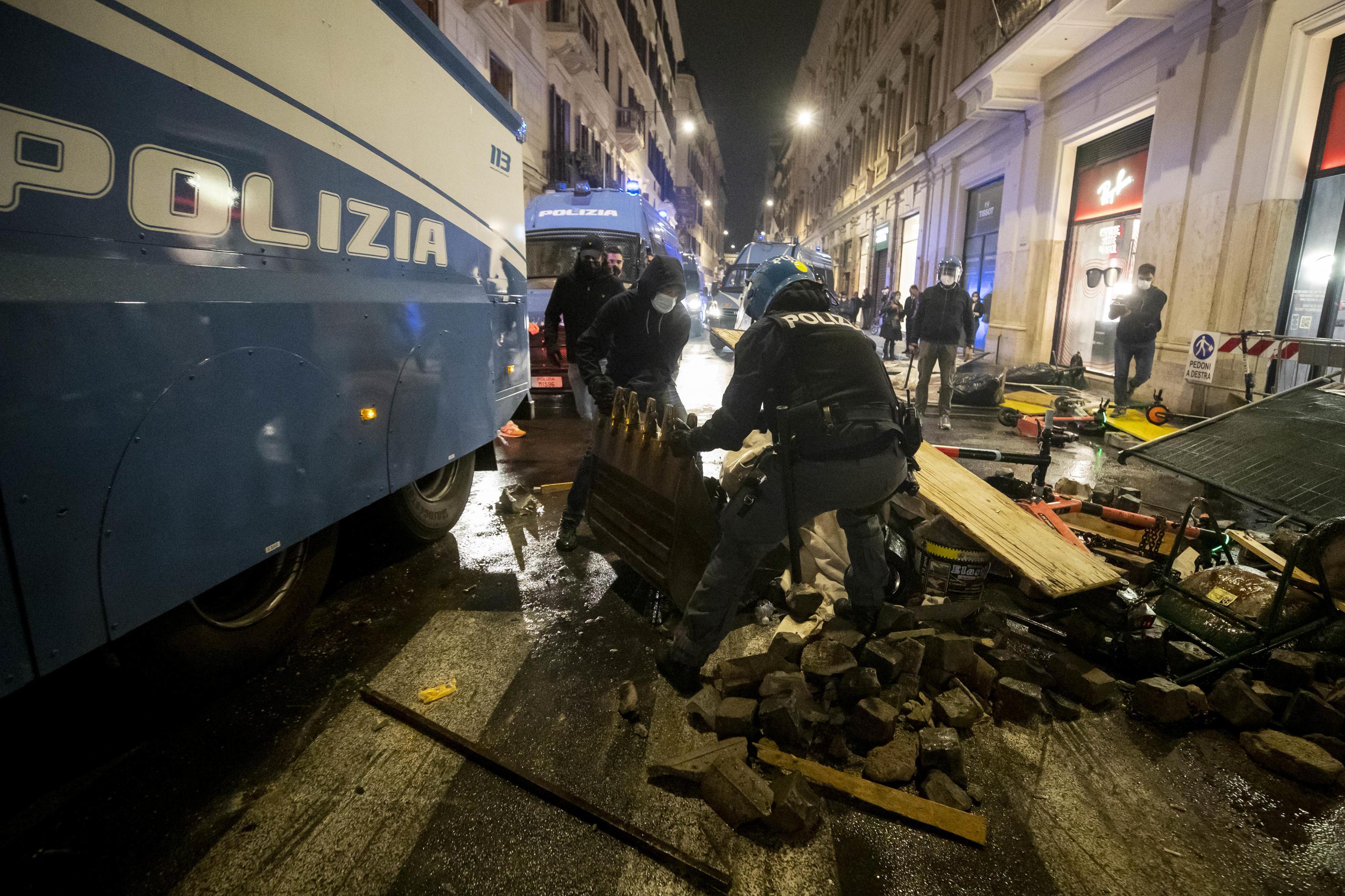 Verso il G20 a Roma, 2.000 uomini in piazza e pronto piano B. Manifestazioni ambientaliste a rischio infiltrati