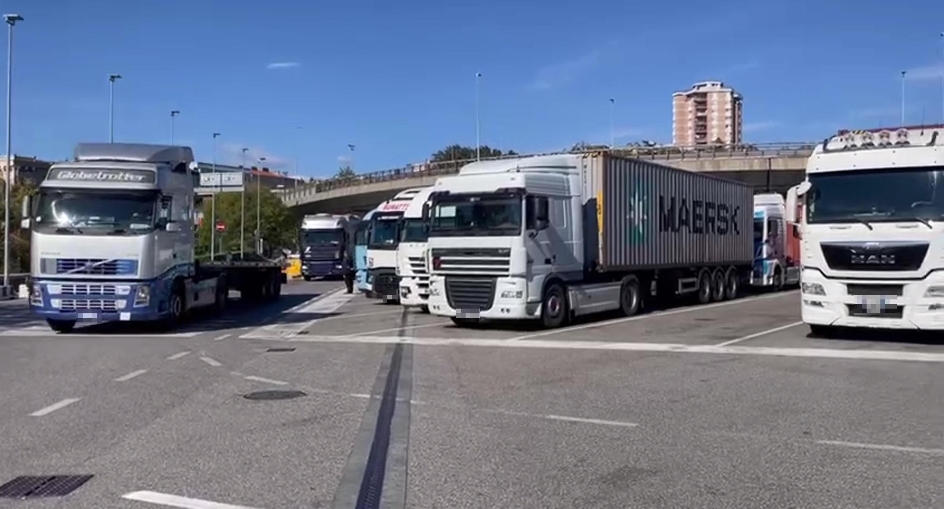 Per camionisti