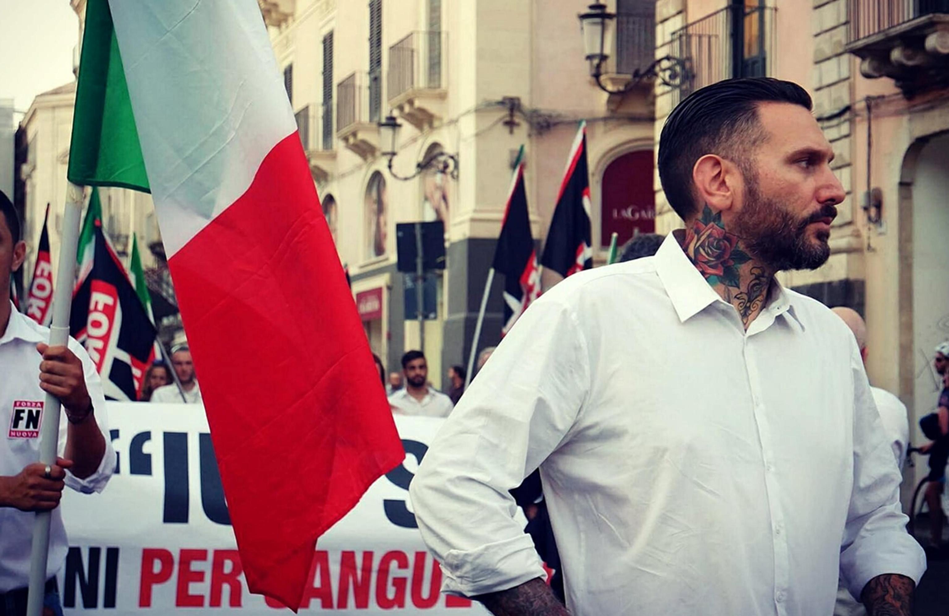 Altri due arresti per l'assalto alla sede della Cgil: c'è anche il leader di Forza Nuova a Palermo
