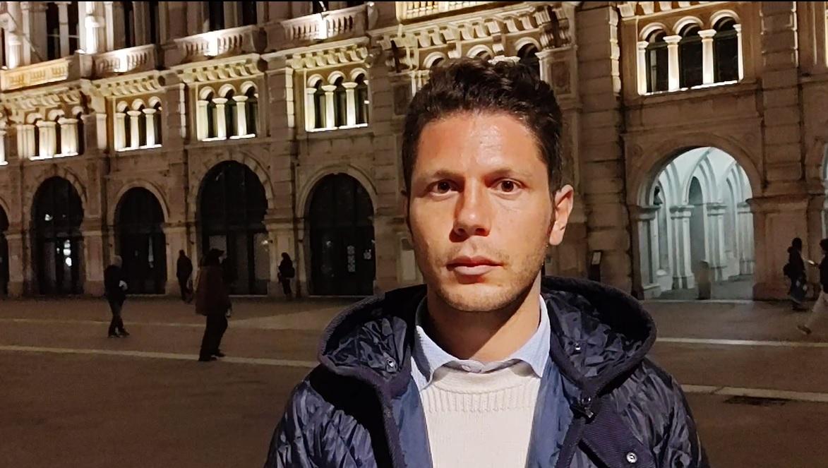 Trieste, il leader dei No vax Rossi: «Puzzer? Complice delle destre. Patuanelli? Un traditore» – L'intervista