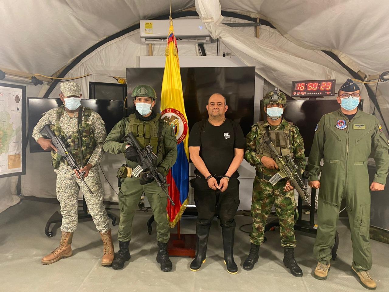 Otoniel: chi è il più grande narcotrafficante del mondo arrestato in Colombia – Il video