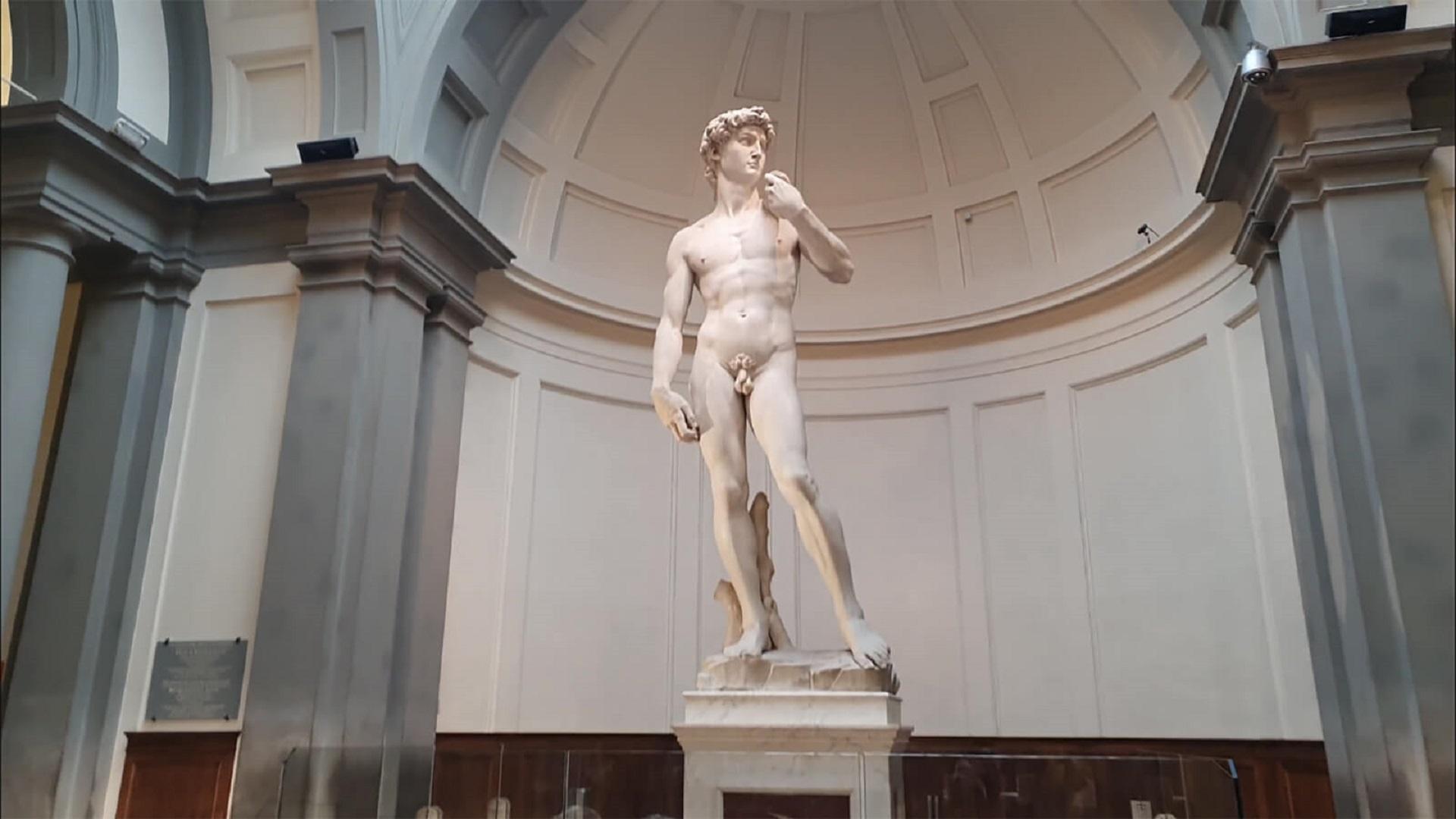 No Green pass, a Firenze niente visite al David di Michelangelo: chiusa la Galleria dell'Accademia per sciopero dei lavoratori
