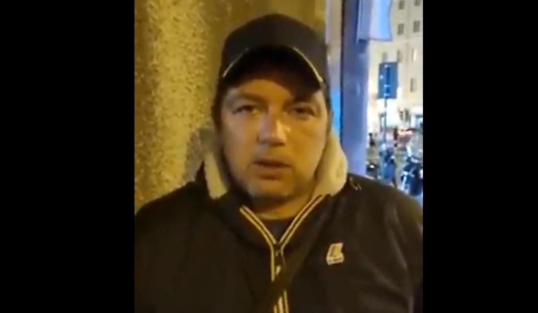 Manifestazione annullata a Trieste, Puzzer: «Non venite in piazza, è una trappola. Vogliono sabotare la nostra protesta» – Il video