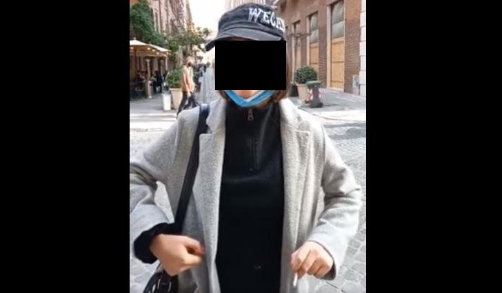 La studentessa del liceo Ripetta che denuncia molestie da un agente di polizia
